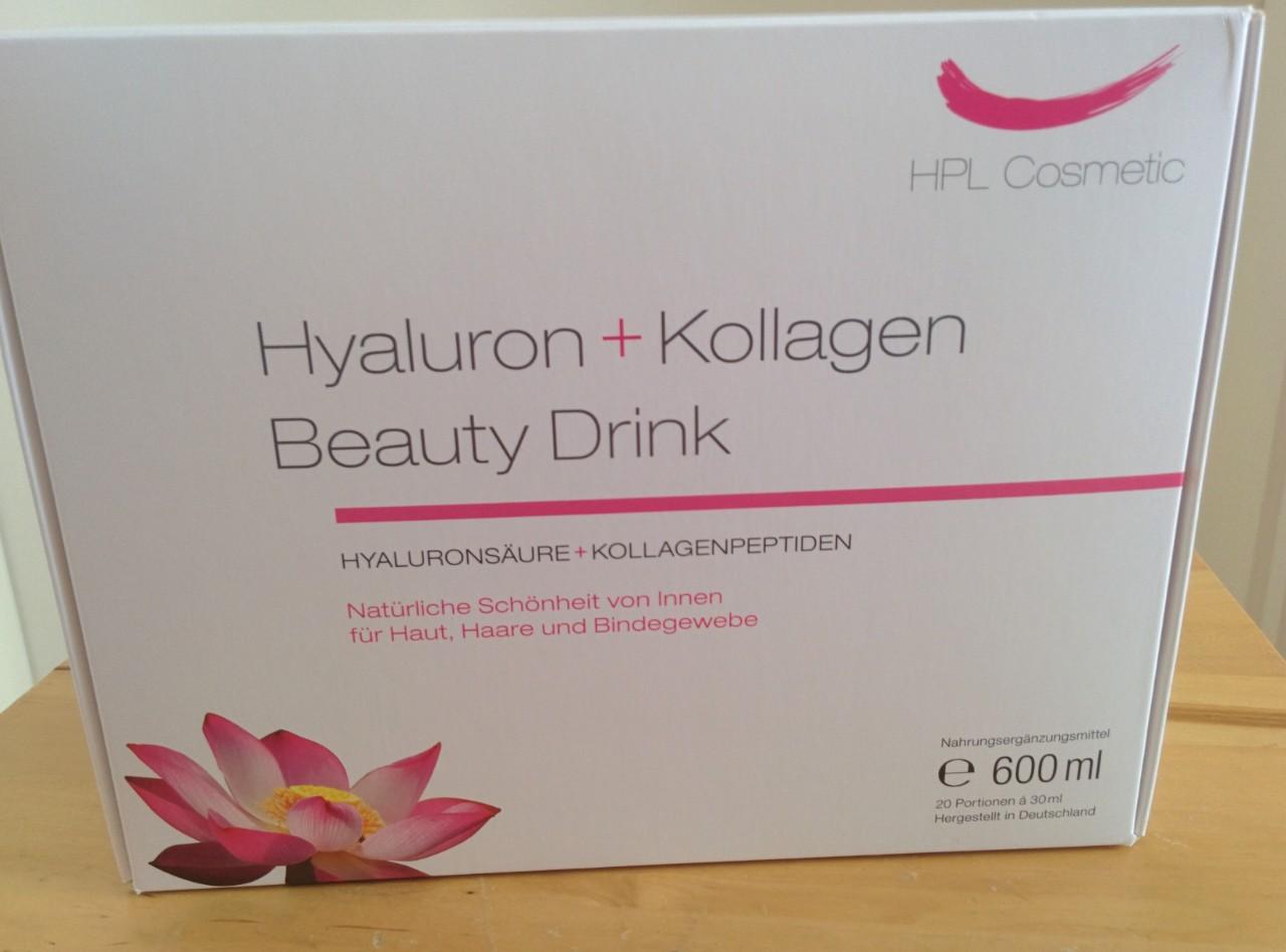 Hyaloron+Kollagen Beauty Drink